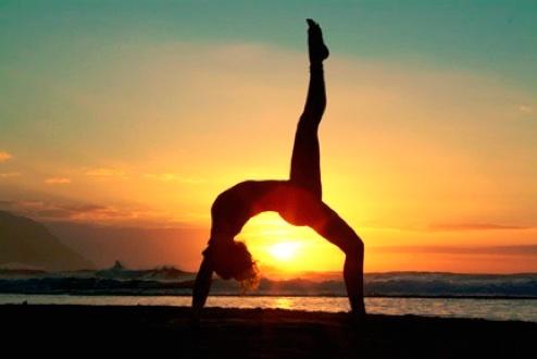 Ashtanga Yoga & Backbending Interview
