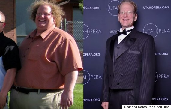 Man loses over 300lbs from Yoga