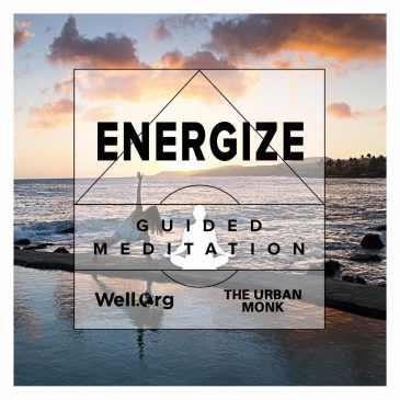 Urban Monk Energizing Meditation