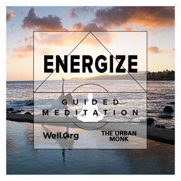 Urban Monk Energizing Meditation